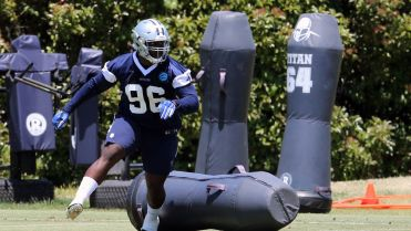 Cowboys Headlines - Cowboys Taking a Leap of Faith on Benson Mayowa 1