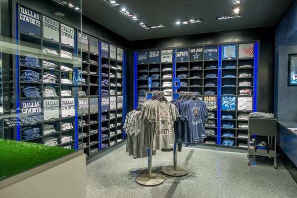 Dallas Cowboys Stadium Shop