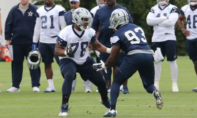 Cowboys Headlines - How Benson Mayowa Benefits from Randy Gregory's Training Camp Absence 1