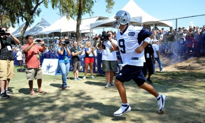 Cowboys Headlines - Tony Romo Given Scheduled Rest Day,