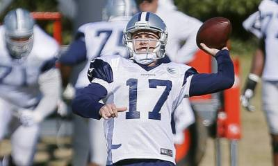 Cowboys Headlines - BREAKING NEWS: Kellen Moore Injury Likely Ends His Season
