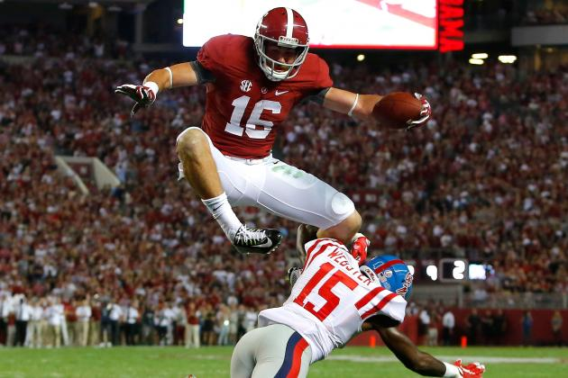 Cowboys Headlines - Cowboys Sign Alabama WR After Brown's Injury 1