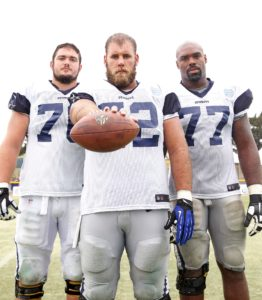 Cowboys Headlines - Cowboys Working On Contract Extension With Travis Frederick 1