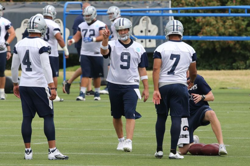 Cowboys Headlines - Dallas Cowboys Call Off Immediate Search For Veteran Quarterback