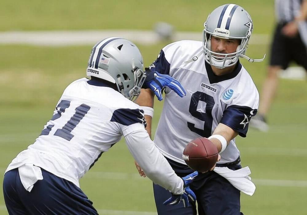 Cowboys Headlines - Tony Romo Has Plenty of Good Football Left in Him 1