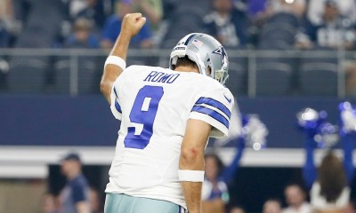 Cowboys Headlines - Tony Romo Has Plenty of Good Football Left in Him