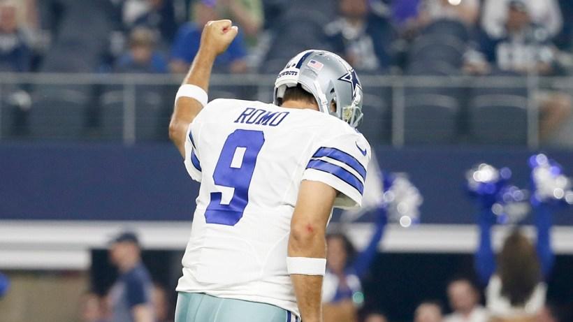 Cowboys Headlines - Tony Romo Has Plenty of Good Football Left in Him
