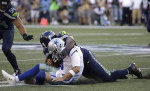 Tony Romo, Seahawks