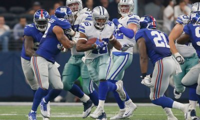 Cowboys Headlines - Alfred Morris Completely Owns The NFC East