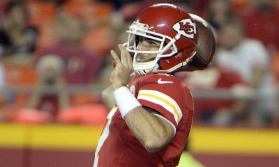 Cowboys Headlines - Chiefs Release QB Aaron Murray, Will Dallas Be Interested?