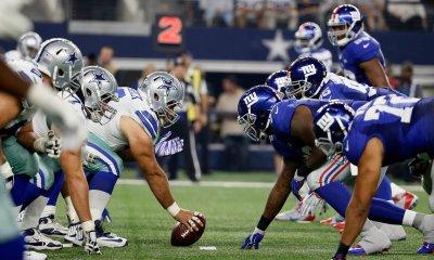 Cowboys Headlines - Dallas Cowboys Vs. New York Giants: How The Cowboys Can Exploit Giants' Weak O-Line