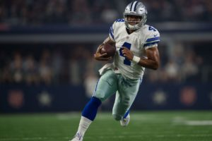 Cowboys Headlines - Dual-Threat Dak: Can Prescott Beat The Giants On The Ground?