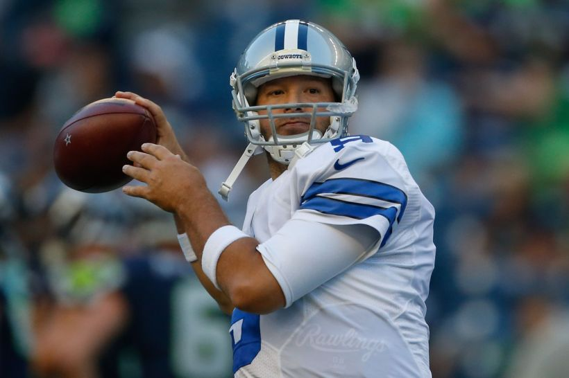 Cowboys Headlines - Explaining Why Tony Romo Is Not On Injured Reserve
