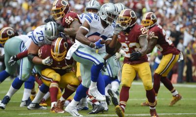 Cowboys Headlines - Plays Of The Week: Veteran Defenders Make Week 2 Impact