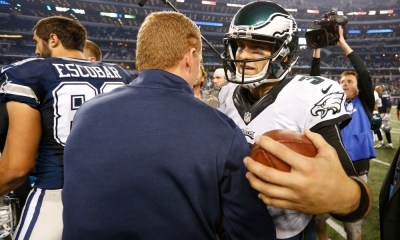 Cowboys Headlines - Quarterback Carousel: Mark Sanchez In, Jameill Showers Out