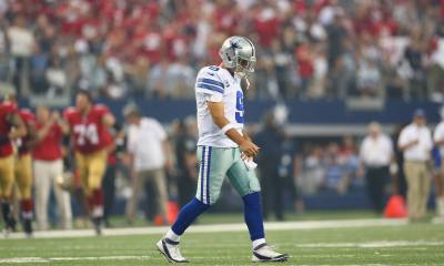 Cowboys Headlines - Cowboys have a Quarterback Controversy Brewing in Big D