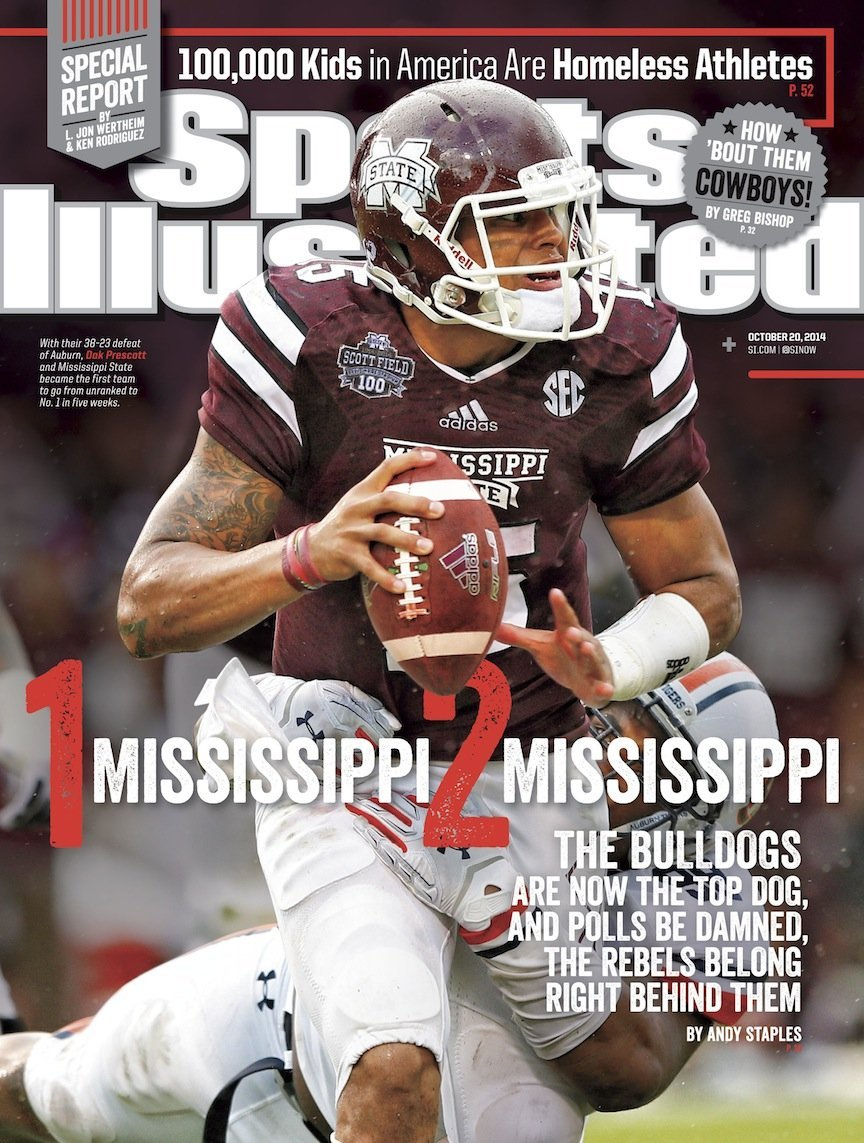 Cowboys Headlines - Dak Prescott Appears on First Sports Illustrated Cover with the Cowboys 2