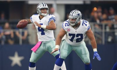Cowboys Headlines - Dak Prescott Appears on First Sports Illustrated Cover with the Cowboys 3