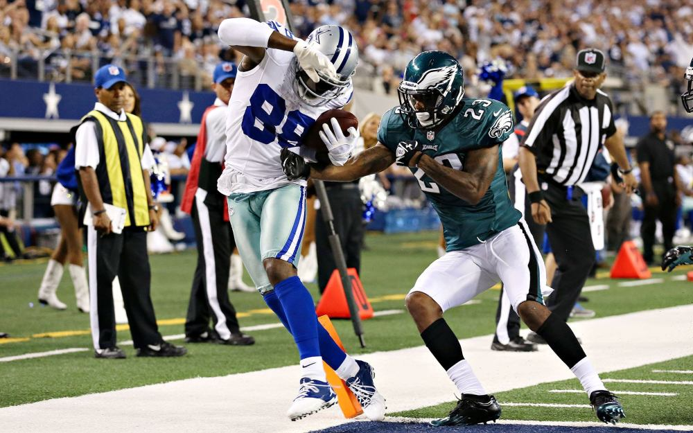 Fantasy Football - #DallasCowboys vs Philadelphia #Eagles #FantasyFootball Q&A with Zack Marmer 4