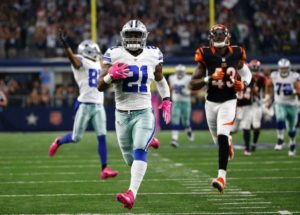 Cowboys Headlines - Is Ezekiel Elliott Eyeing Eric Dickerson's Rookie Rushing Record? 3