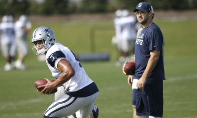 Cowboys Headlines - Dallas Cowboys Best QB Now A Backup?