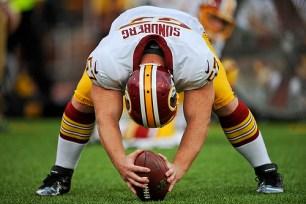 Nick Sundberg, Redskins