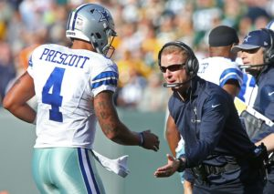 Cowboys Headlines - The Science of Winning: Jason Garrett Leads Cowboys to 9-1