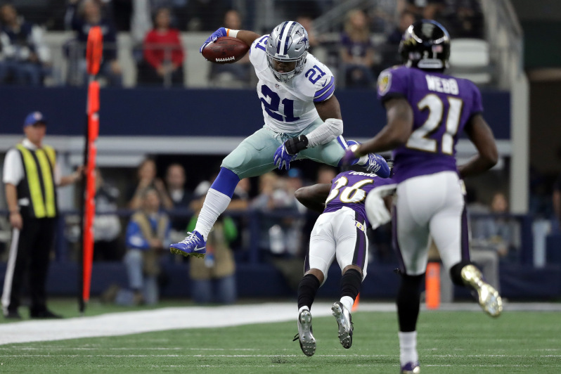 Cowboys Headlines - The Good, The Bad, And The Ugly For Cowboys Against Baltimore 3