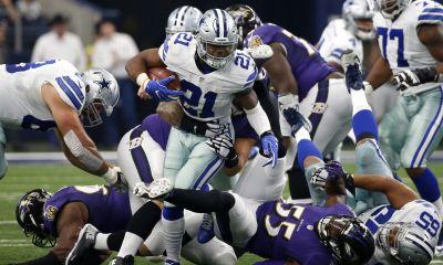 Cowboys Headlines - Tweet Break: Prescott's Poise, Elliott's Eating Keep Cowboys Record Win Streak Alive