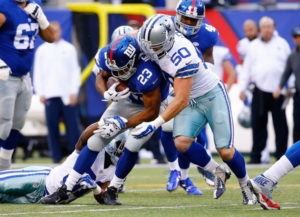 Sean Lee, Giants