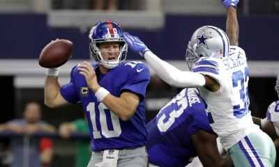 Cowboys Headlines - NY Giants Offense Built to