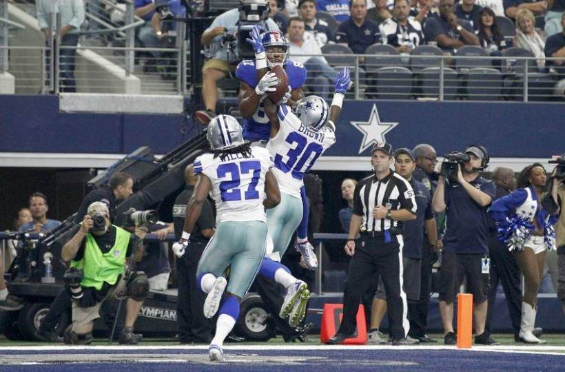 Cowboys Headlines - Cowboys at Giants: Previewing New York With Giants Beat Writer James Kratch 1