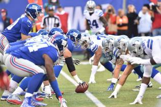 Cowboys Headlines - Cowboys at Giants: Team Itinerary and Broadcast Information 1