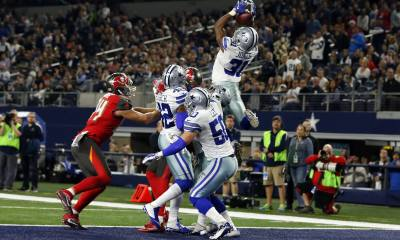 Byron Jones, Buccaneers