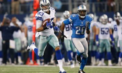 Terrance Williams, Lions