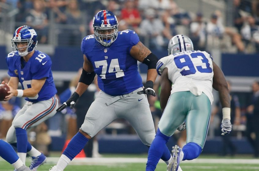 Benson Mayowa, Ereck Flowers, Giants