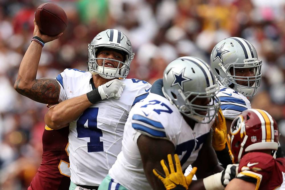 Cowboys Headlines - Have Teams Figured Out How To Fluster Dak Prescott?