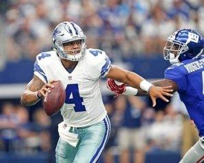 Cowboys Headlines - NYG 10, DAL 7: Cowboys Offense Ruins Strong Defensive Effort