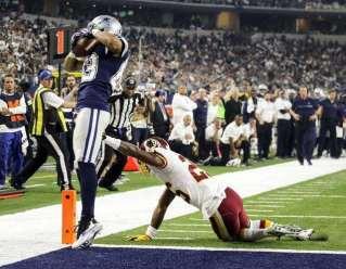 Terrance Williams, Redskins