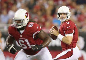 Jonathan Cooper, Cardinals, Carson Palmer