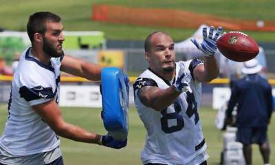 James Hanna, Gavin Escobar, Tight Ends