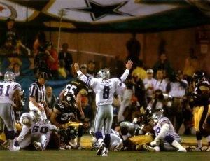 Troy Aikman, Steelers