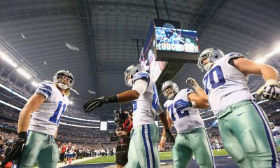 "Tweet Break: Cowboys Roll Lions ""Just For Fun"", Dez Bryant Makes History"
