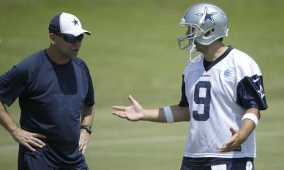 Scott Linehan, Tony Romo