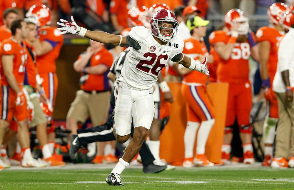 2017 NFL Draft: Could This Alabama CB Replace Cowboys' Free Agents?