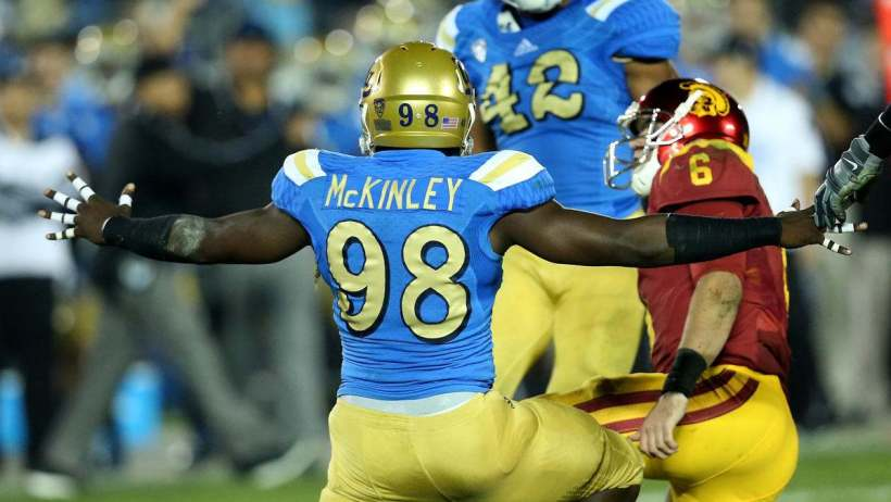 Cowboys Draft: Dallas Won't Be Scared Off By Takkarist McKinley's Shoulder Surgery