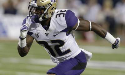 Dallas Cowboys 2017 NFL Draft Target: Safety Budda Baker