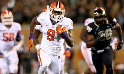 Dallas Cowboys 2017 NFL Draft Target: RB Wayne Gallman