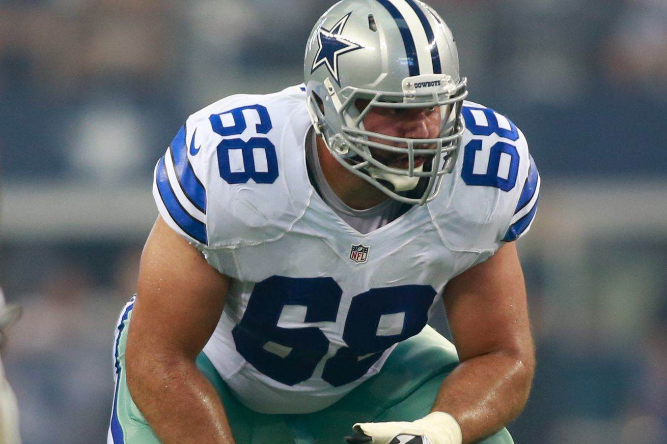Doug Free Officially Placed On ReserveRetired List By Cowboys
