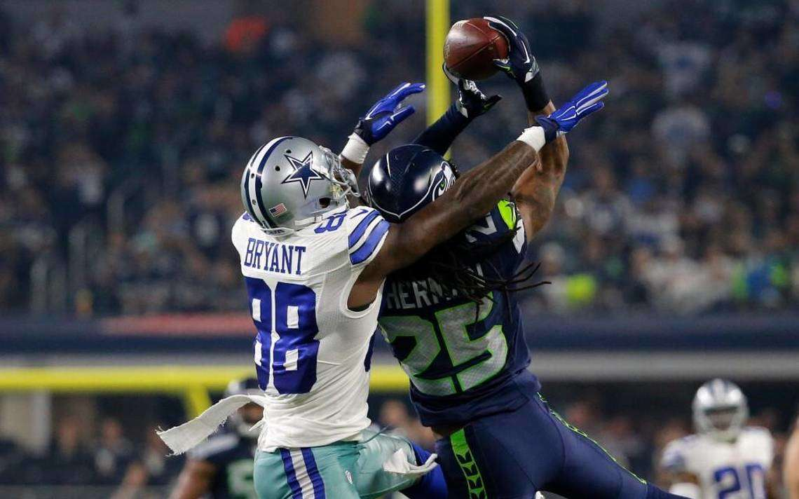Should The Cowboys Consider Trading For Seahawks CB Richard